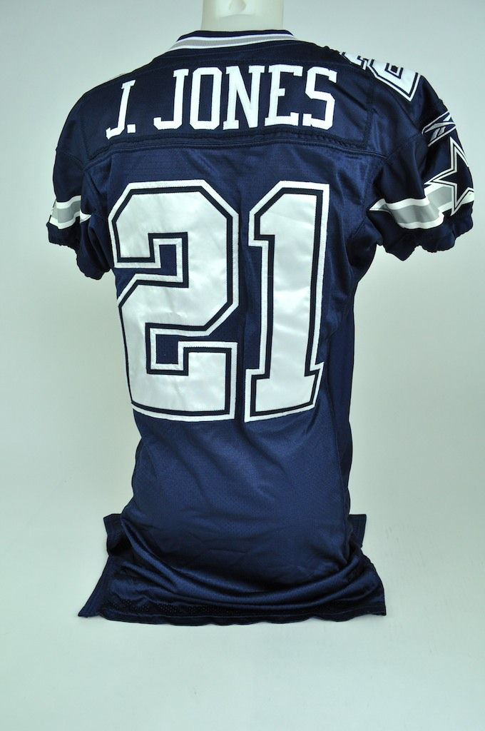 outlet store 109fa 84283 Lot Detail - Julius Jones 2006 Game Used Dallas Cowboys ...