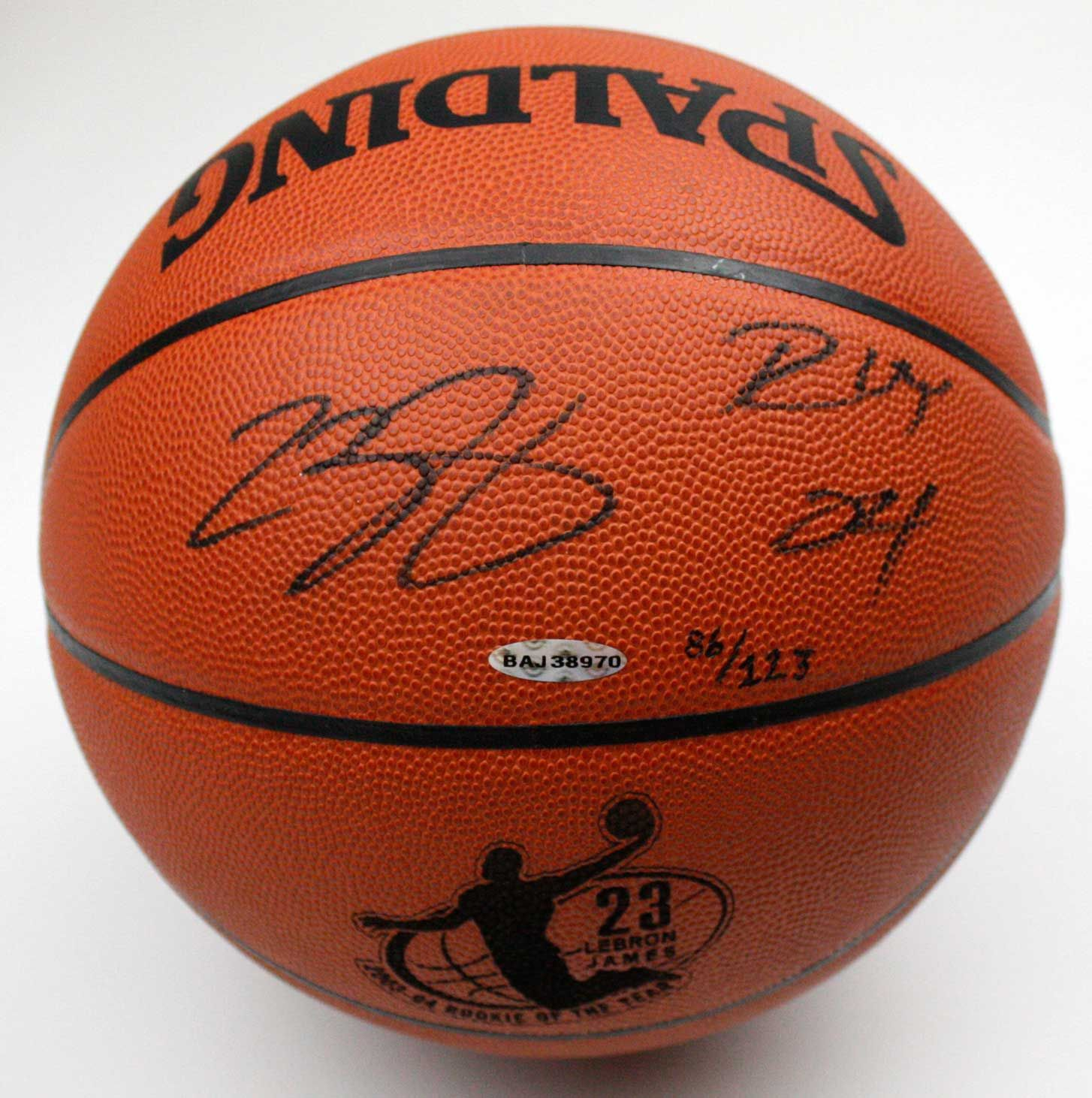 lebron james autograph - photo #26