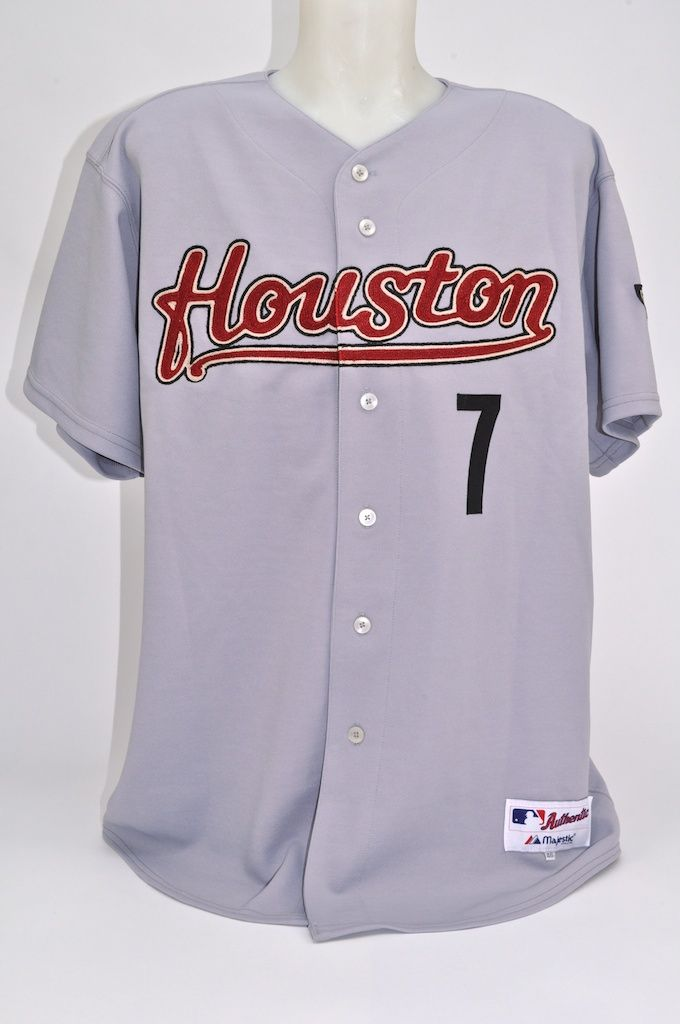 los angeles 232d5 b9e1f Lot Detail - Craig Biggio 2005 Houston Astros Professional ...