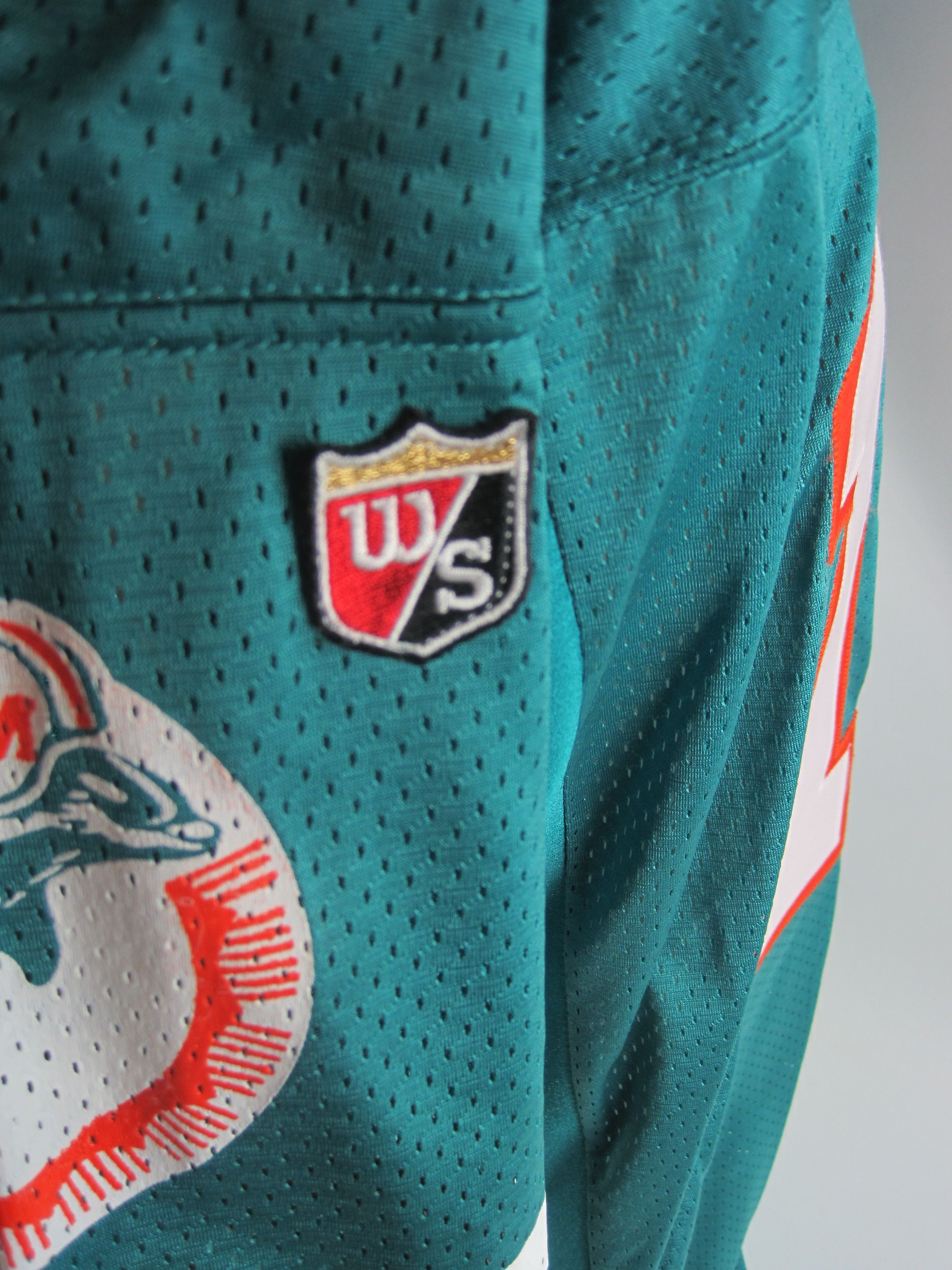 differently 0c428 27804 Lot Detail - Dan Marino Vintage Autographed Miami Dolphins ...