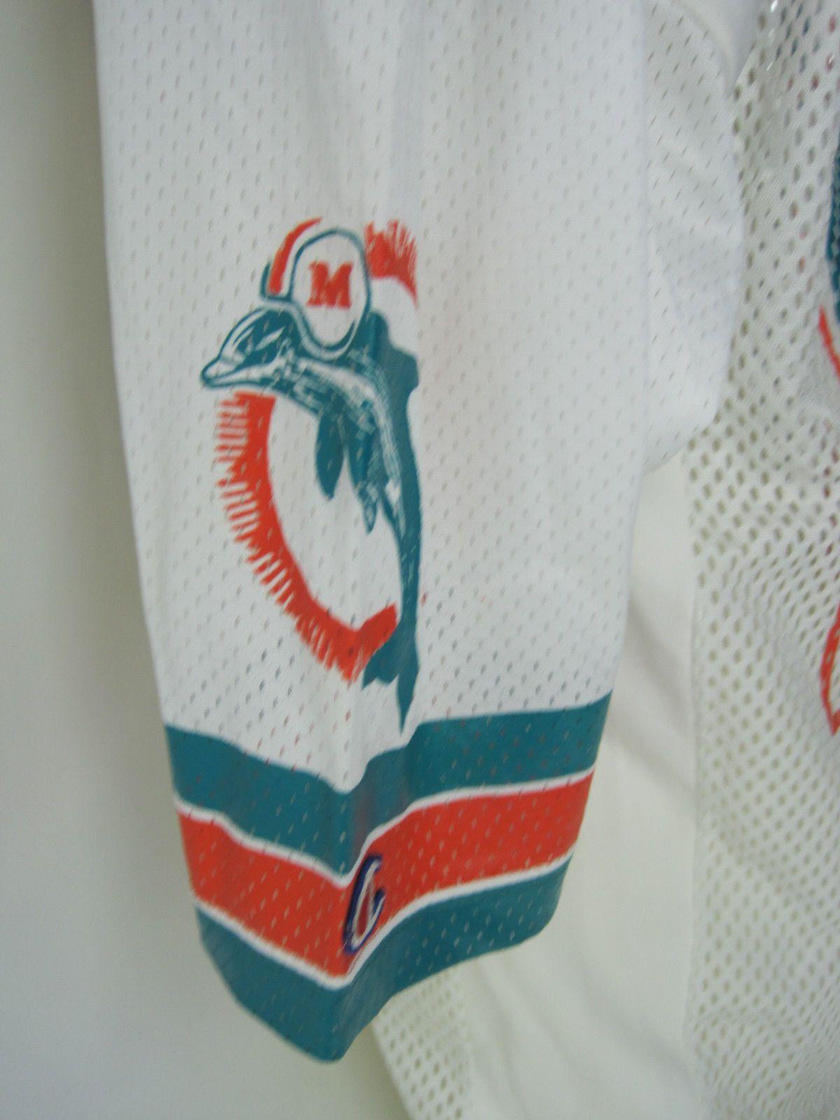 new product 360e4 46a64 Lot Detail - Dan Marino mid 1980's Miami Dolphins ...