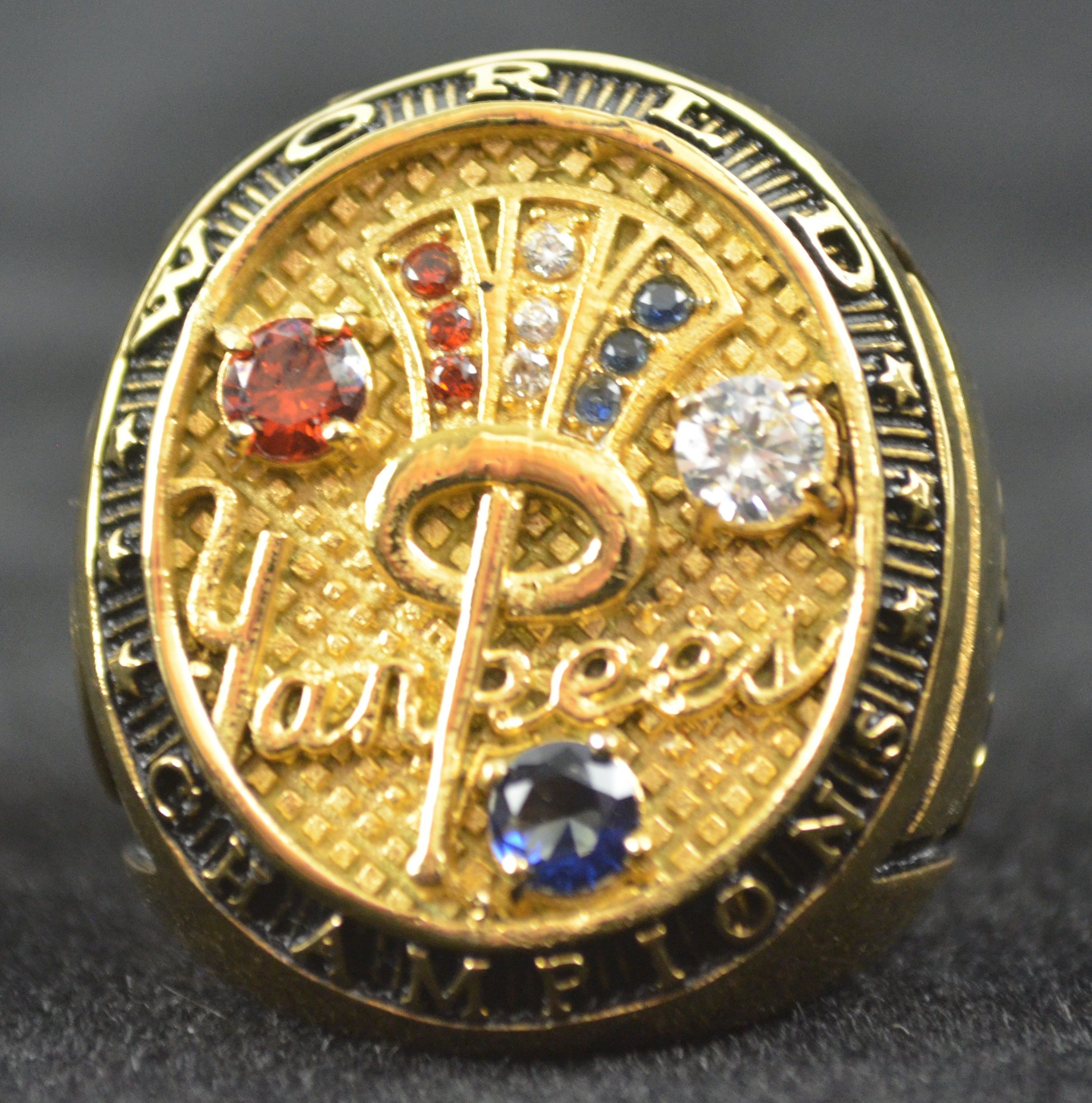 Replica Yankees World Series Rings
