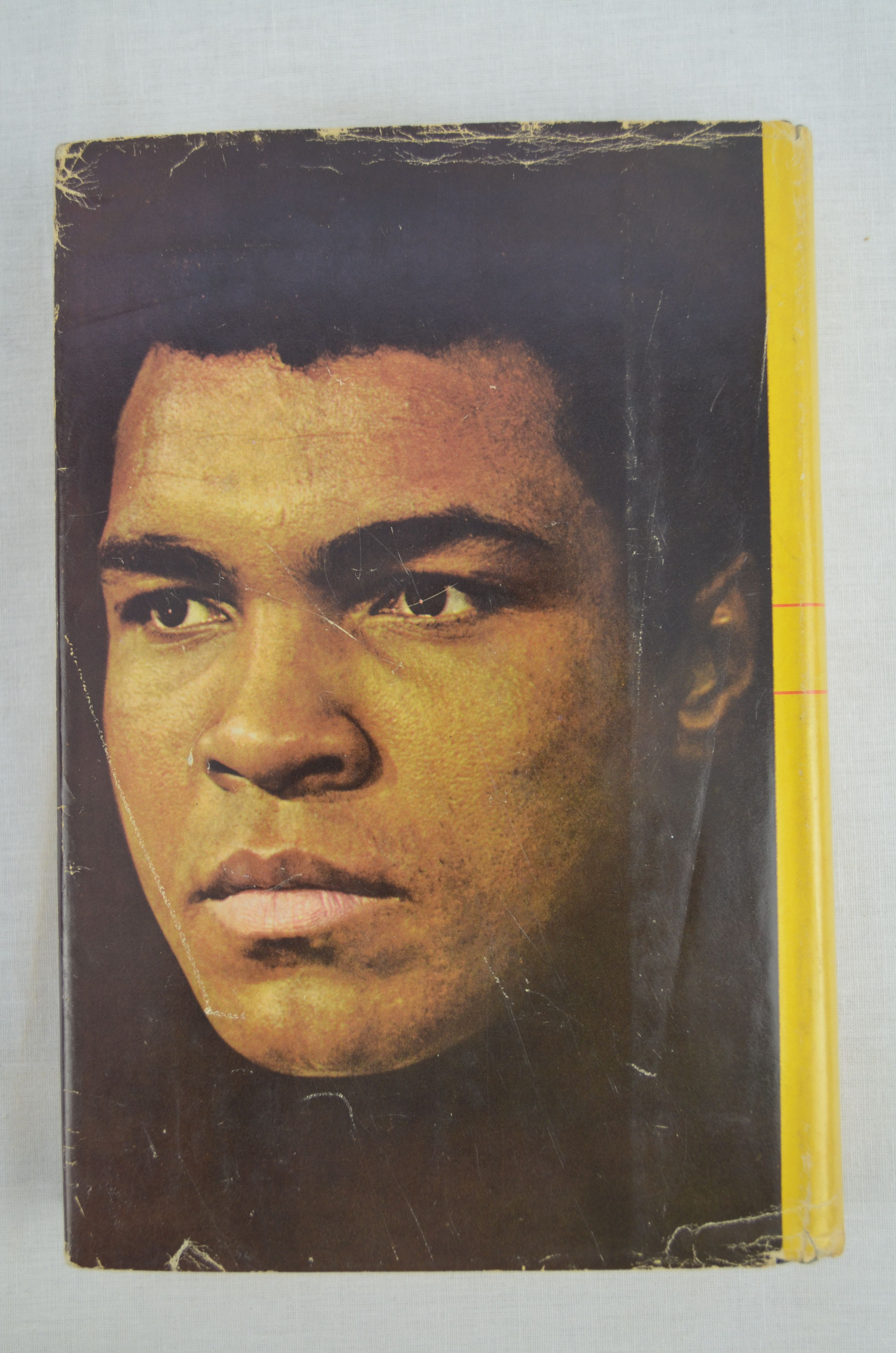 greatest muhammad ali book essay Judging by the frequency and reverence with which he spoke of them, my father had two heroes—his grandfather and muhammad ali i learned about both men through his telling, though with ali, the tell included an embarrassing dose of show, with the old man backpedalling, circling around me, tossing cumbersome jabs in the.