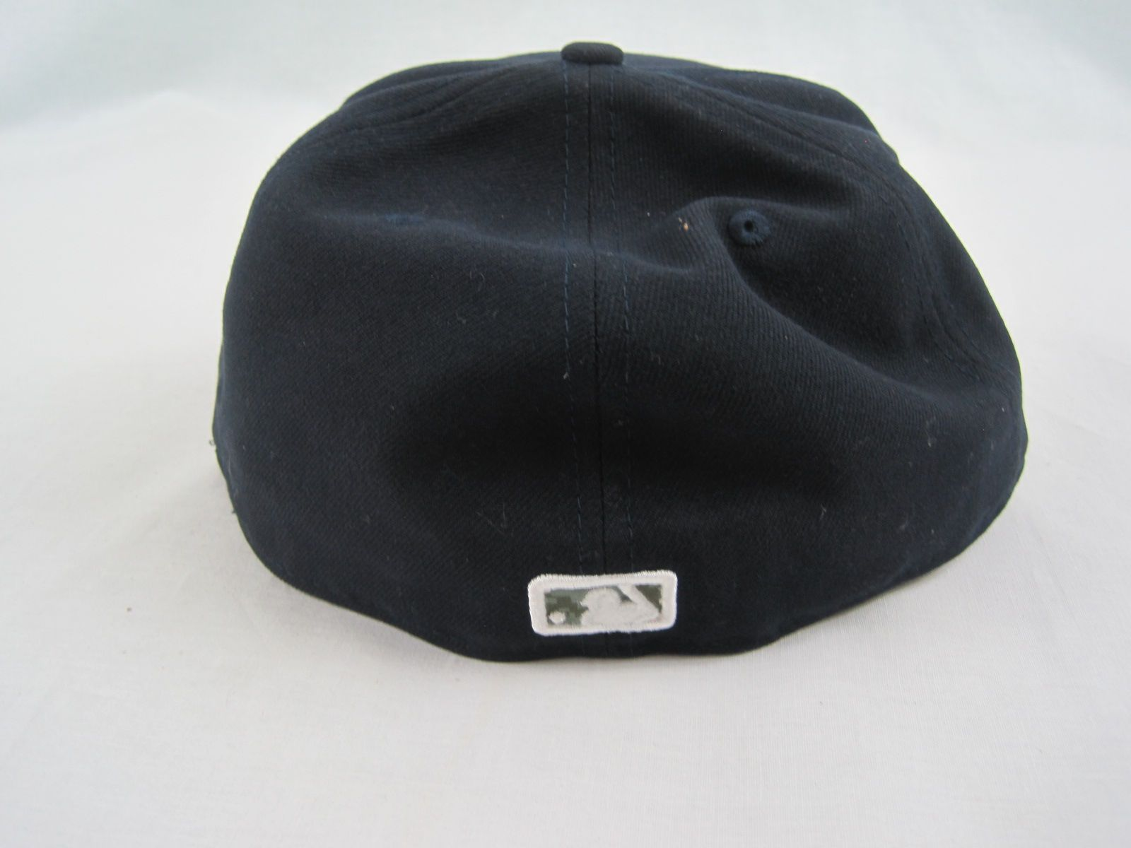618349f3eb7ec ... Russell Martin New York Yankees Memorial Day Hat w Light Use Steiner   MLB  Authentication ...