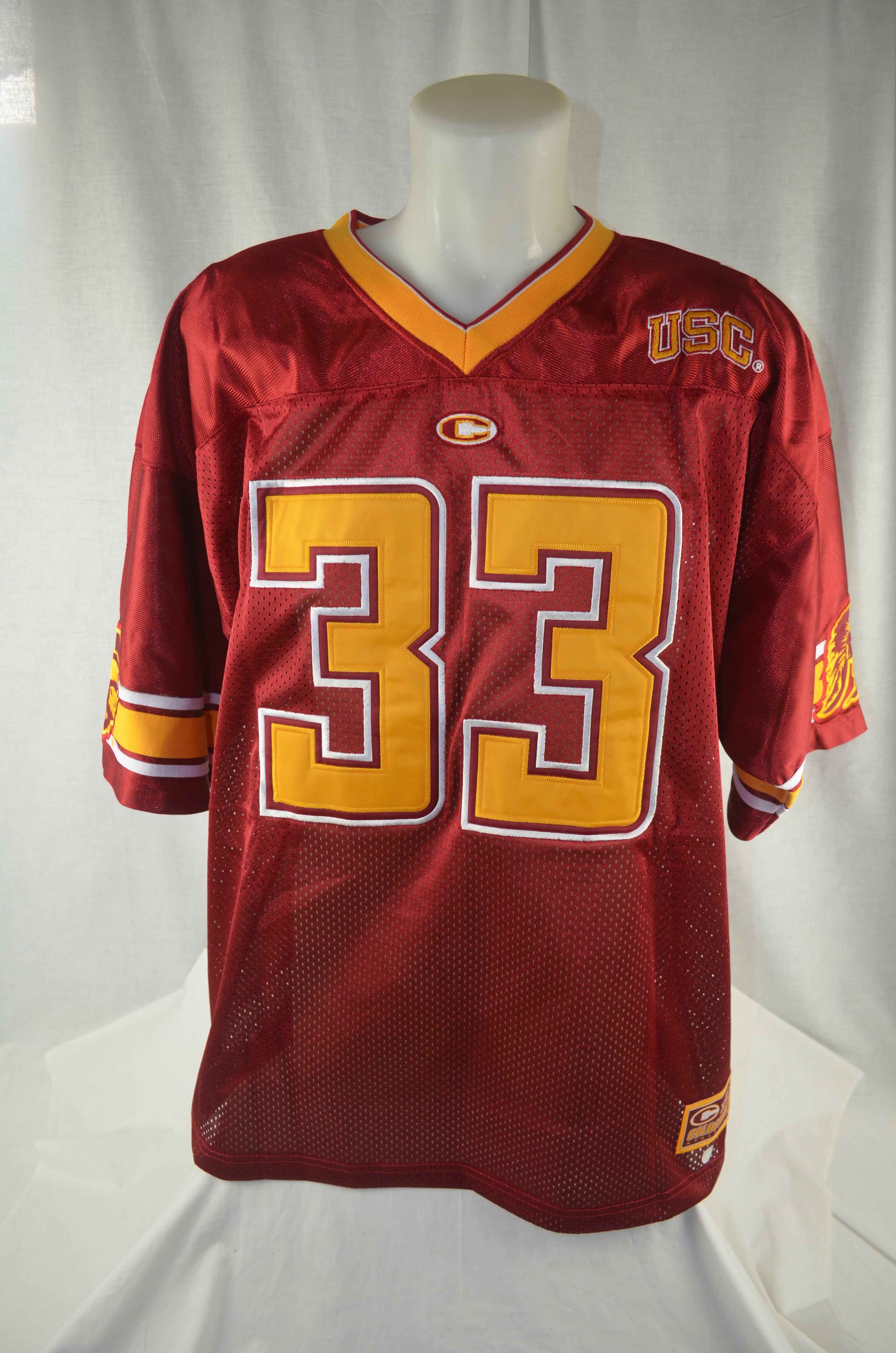 low priced 497d0 d3af2 Lot Detail - Marcus Allen USC Trojans Autographed Jersey