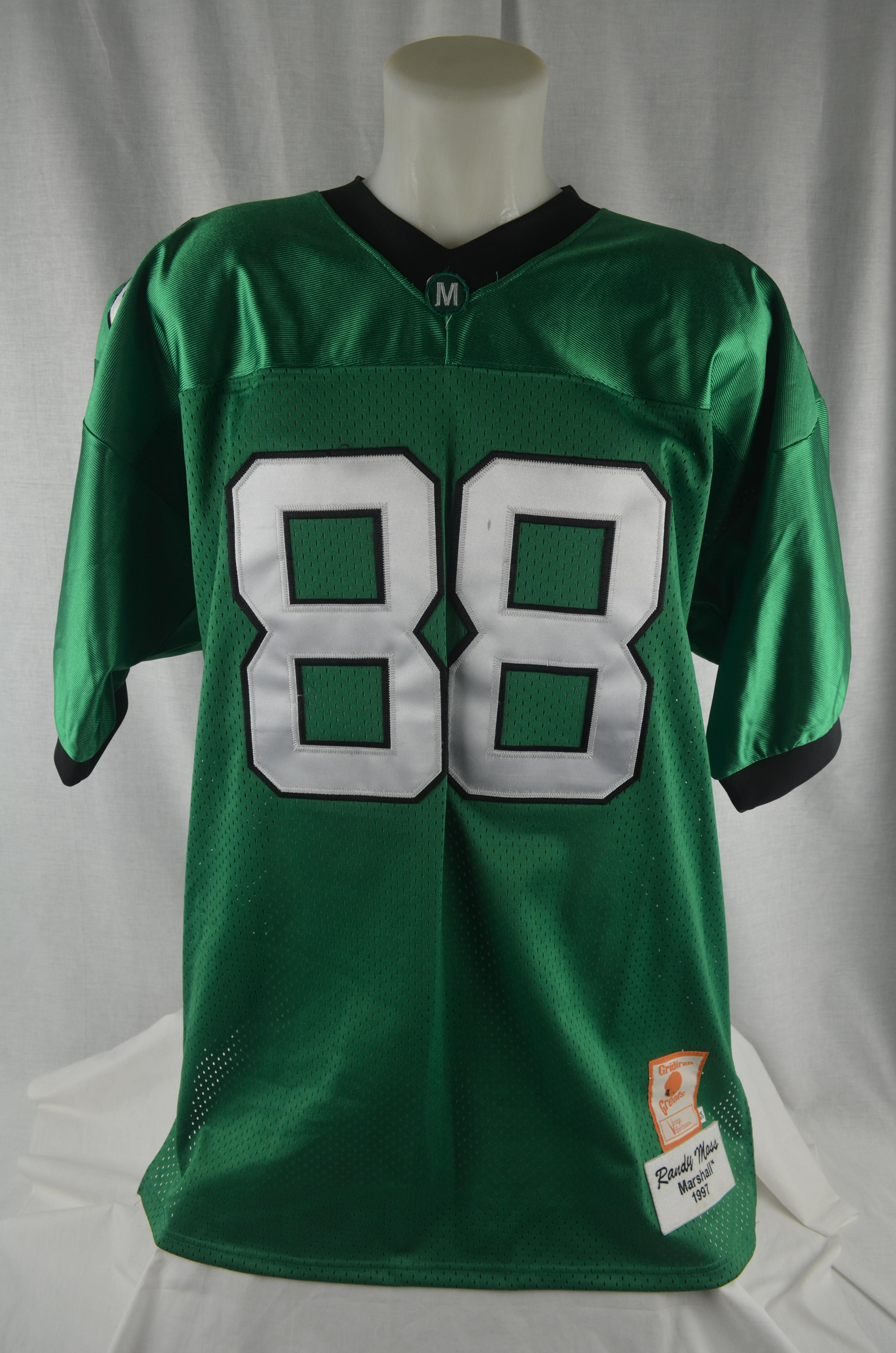 marshall jersey