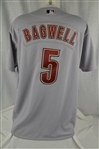 Jeff Bagwell Houston Astros Professional Model Jersey