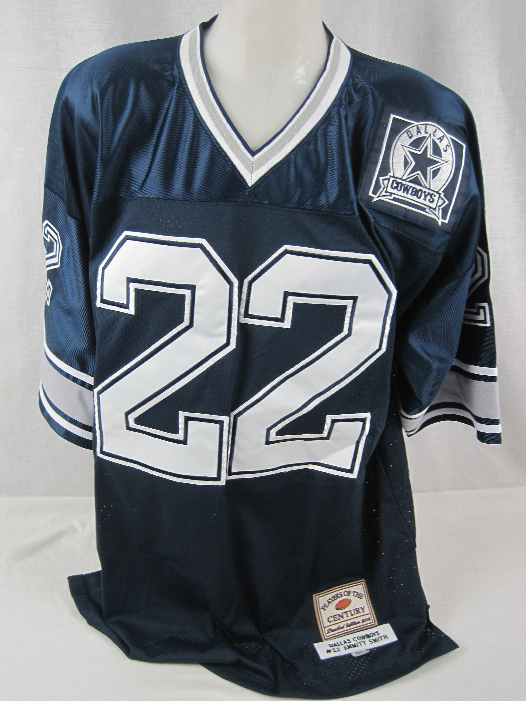 timeless design ed800 73334 Lot Detail - Emmitt Smith Limited Edition Jeff Hamilton ...