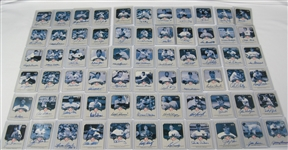 New York Yankees 2003 Upper Deck Signature Series w/66 Autographed Cards