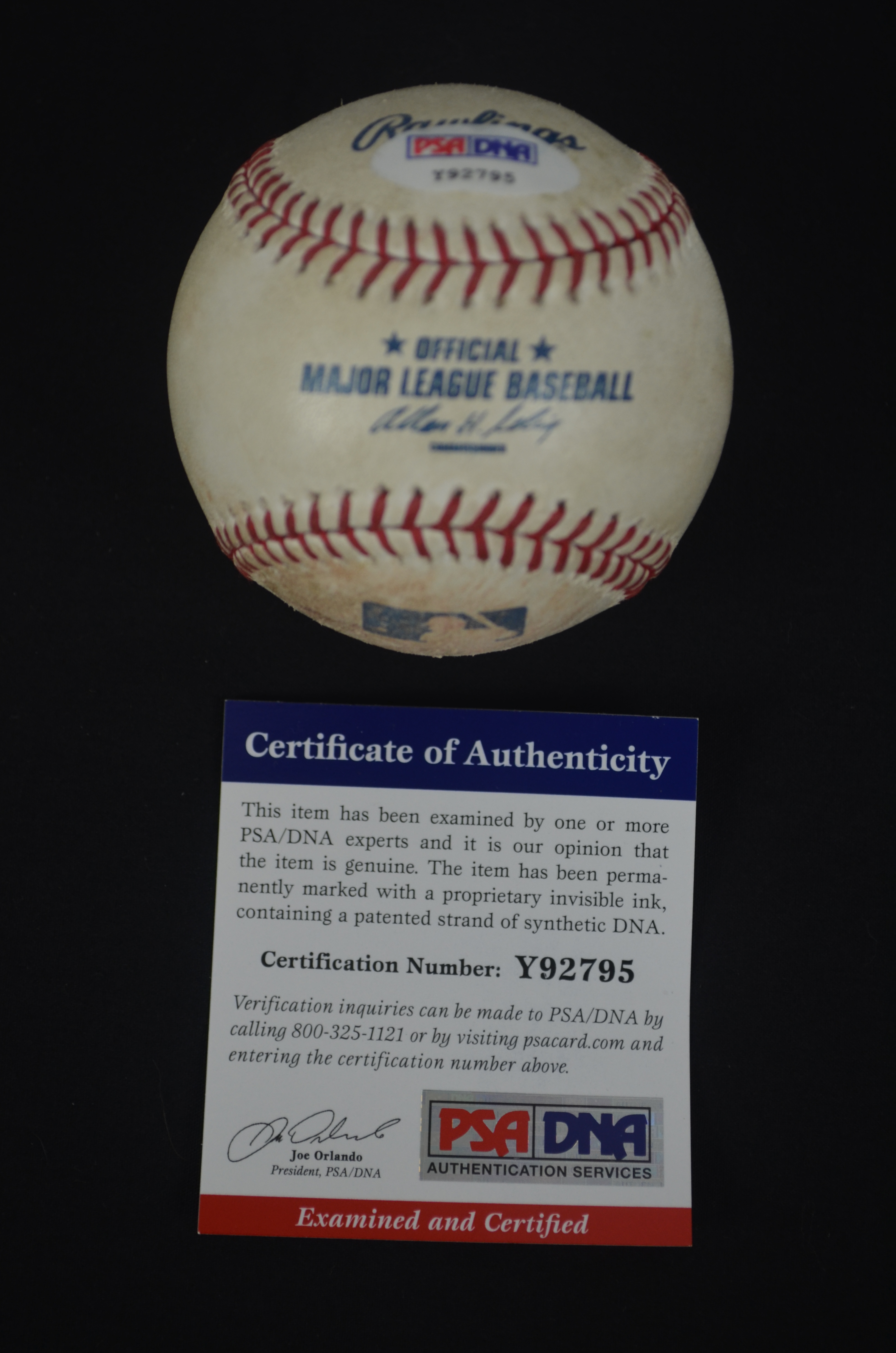 Lot Detail Carlos Gonzalez Autographed Baseball