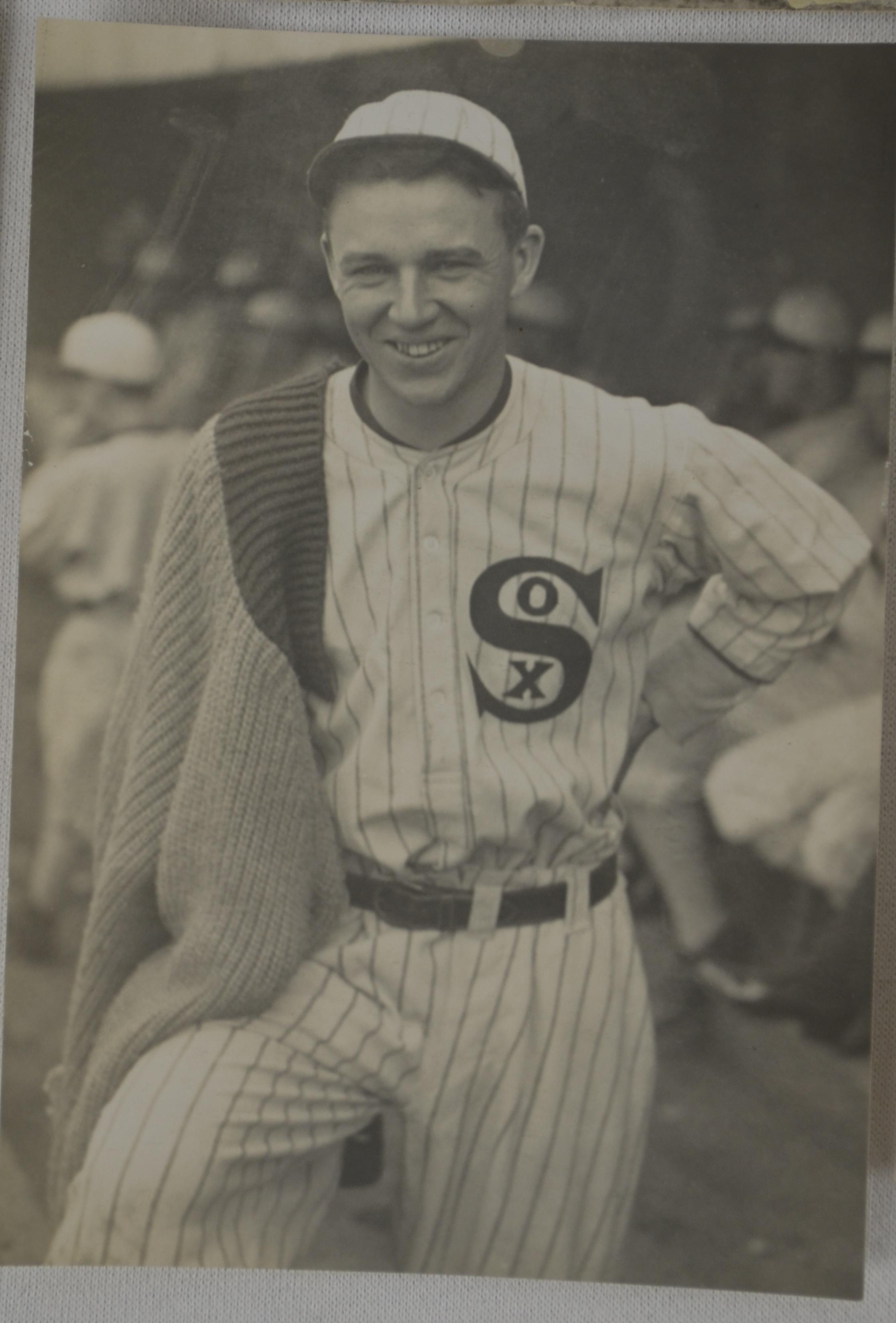 lot detail ray schalk c original chicago black sox 1919 original chicago black sox photograph