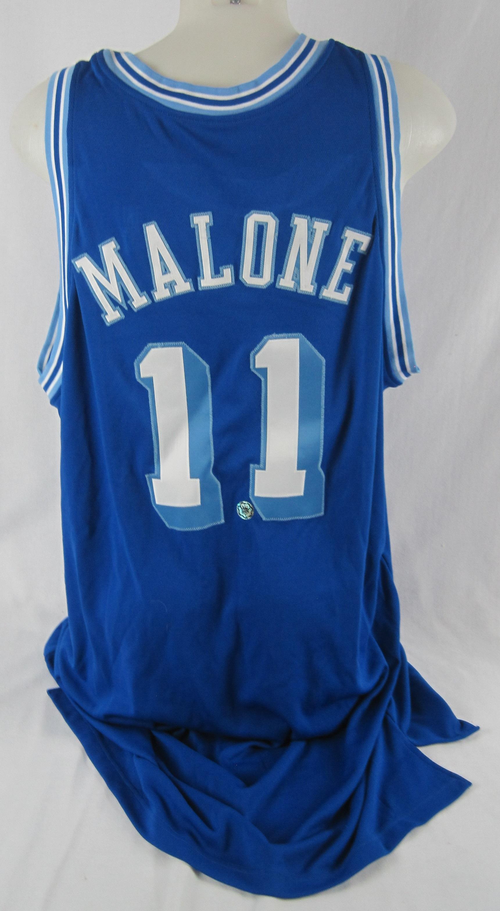 Lot Detail - Karl Malone 2003-2004 Los Angeles Lakers TBC ...