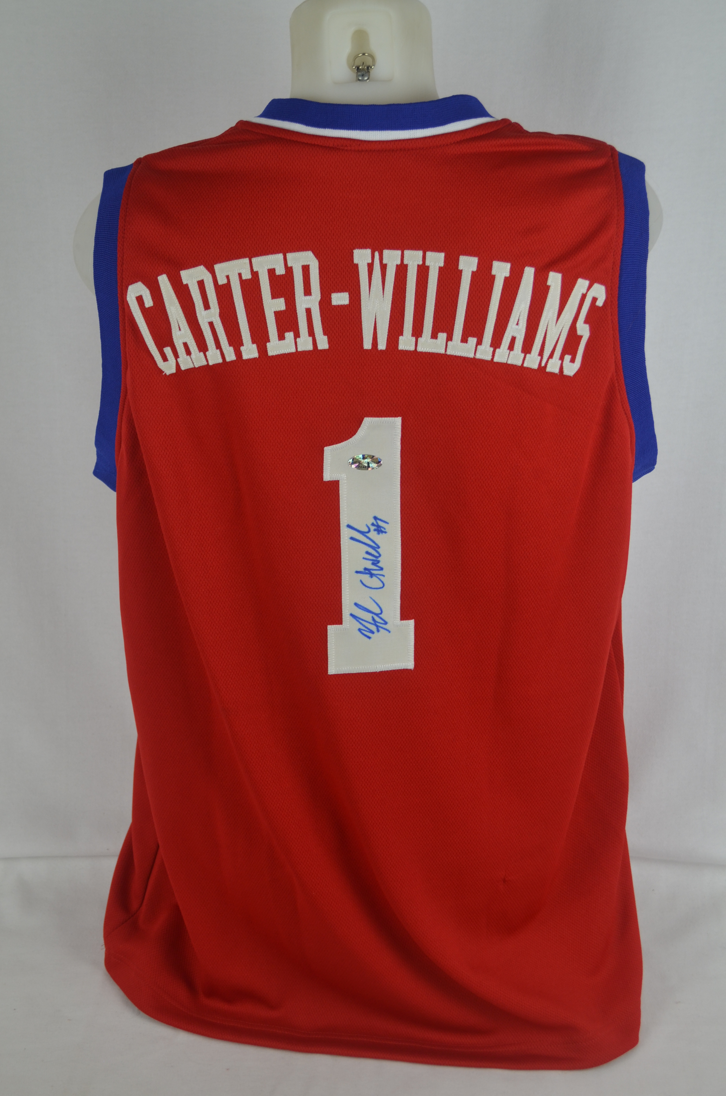 25fb2972f76 Michael carter williams jerseys