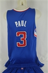 Chris Paul 2013-14 LA Clippers Professional Model Uniform w/Medium Use