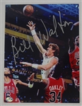 Bill Walton Autographed 8x10 Photo