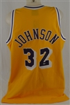 Magic Johnson Los Angeles Lakers Autographed Jersey