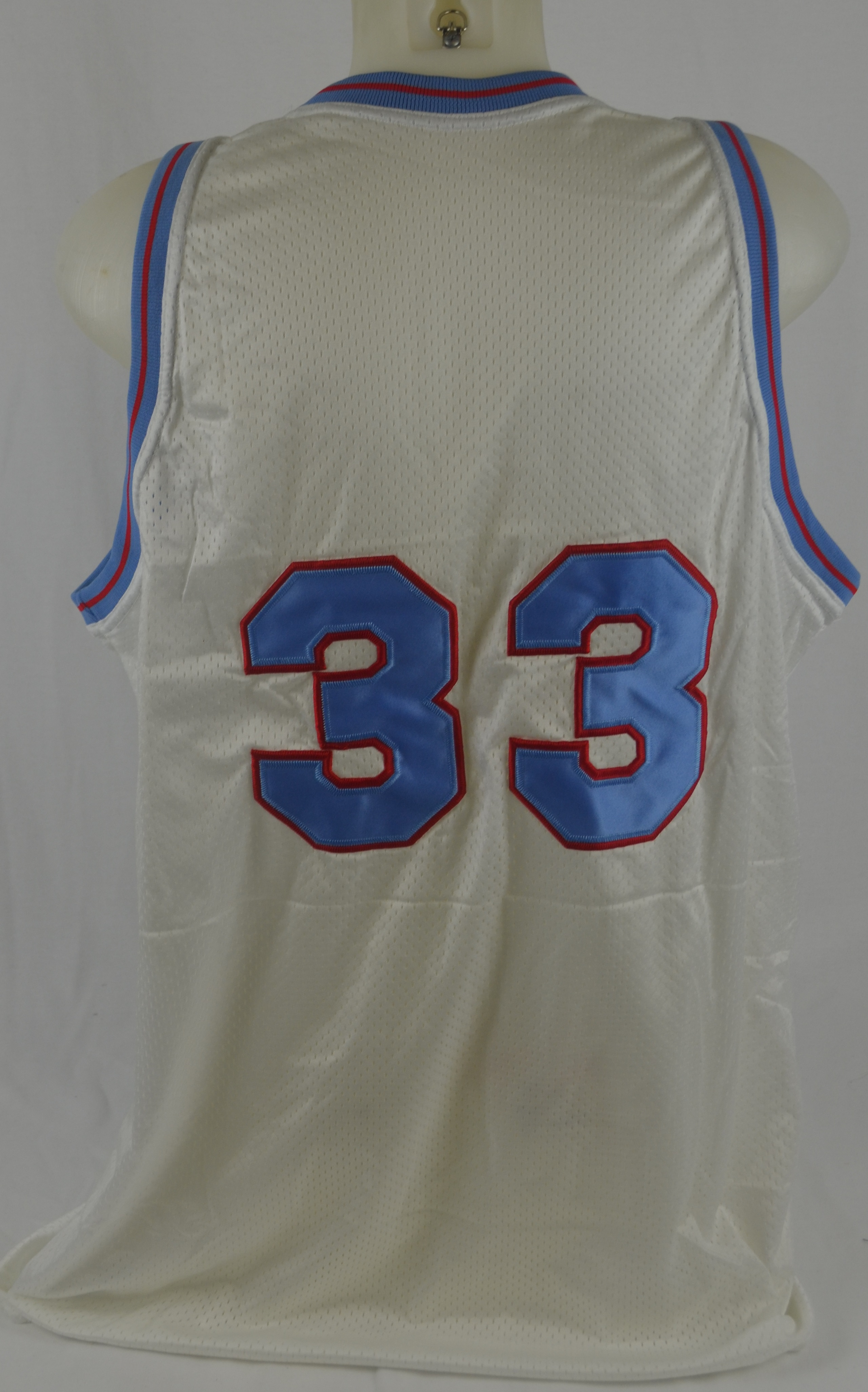 newest ef0d6 79a1d Lot Detail - Larry Bird Autographed Indiana State Jersey