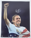 Heather OReilly Olympic Autographed 16x20