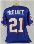 Willis McGahee Autographed Buffalo Bills Jersey