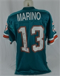 Dan Marino 1989 Miami Dolphins Professional Model Jersey w/Light Use