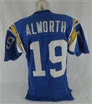 Lance Alworth Vintage 1960s San Diego Chargers Durene Jersey