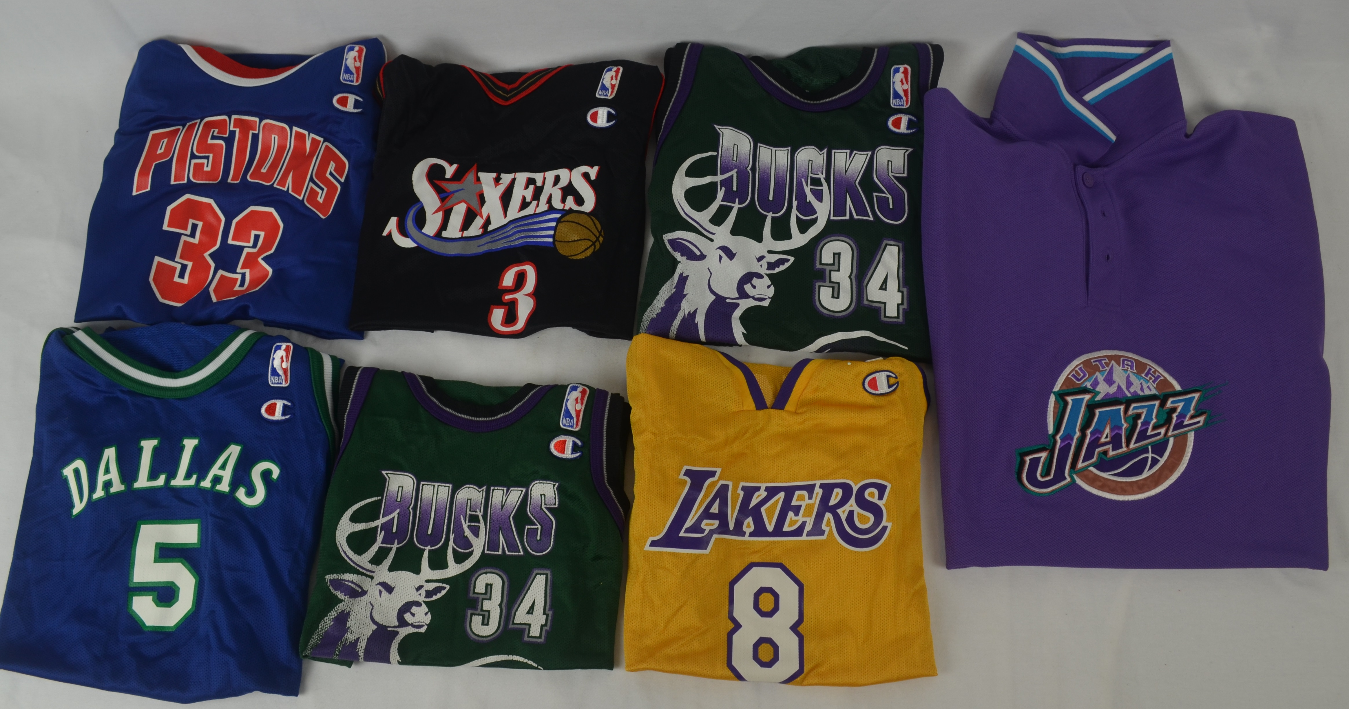 098374d5f Awesome NBA Football Kit Collection Released - Footy Headlines