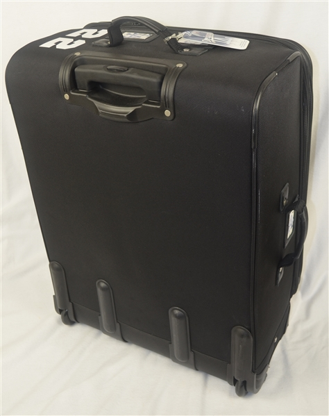 Clayton Kershaw Los Angeles Dodgers Personal Traveling Suitcase
