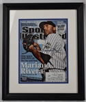 Mariano Rivera Autographed Framed Sports Illustrated