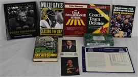 Green Bay Packers Signed Books
