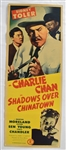 "Vintage 1946 ""Shadows Over Chinatown"" Movie Poster"