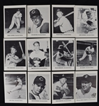 Cleveland Indians 1960s Set of 12 Jay Publishing 5x7 Picture Pack w/Envelope