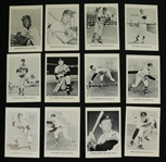 Milwaukee Braves 1960s Set of 12 Jay Publishing 5x7 Picture Pack w/Envelope