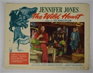 "Vintage 1952 ""The Wild Heart"" Movie Poster"