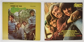 """The Monkees"" Autographed Albums"