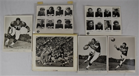 Vintage Collection of Pittsburgh Steelers Photos