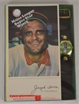 Vintage Joe Torre 1968 MLB Players Association Watch w/Original Box