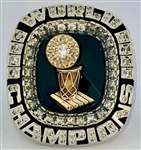 Miami Heat 2006 NBA World Championship Ring 10k Gold w/Real Diamonds