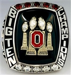 Ohio State Buckeyes 2008 Big 10 Championship Football Ring