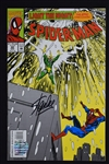 "Stan Lee Autographed ""Light of Night"" Spiderman Comic"