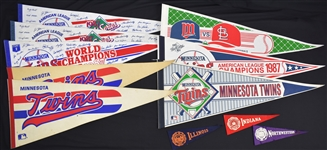 Vintage Pennant Collection