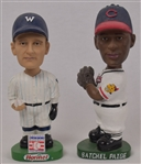 Walter Johnson & Satchell Paige Bobbleheads