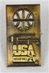 Team USA Basketball Press Pin
