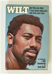 Wilt Chamberlain Autographed 1973 First Edition Book w/Peter Vecsey LOA