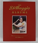 Joe DiMaggio Albums Books Signed on the Cover PSA/DNA