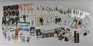 Minnesota Timberwolves Ticket Collection
