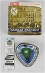 Yankee Stadium Limited Edition Figure 1923-2008 w/Final Season Ticket