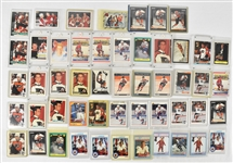 Collection of Eric Lindros Cards & More