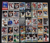 Collection of Hockey Star Cards