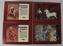 Roy Rogers/Trigger & Dale Evans/Buttermilk Heartland Horse & Rider Series