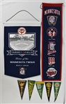 Collection of Pennants & Banners